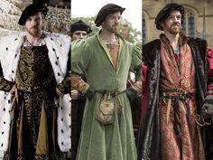 Wolf Hall, Henry VIII...Dude, where's my codpiece?