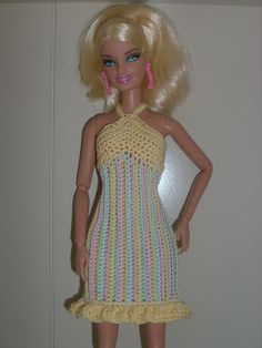 Dresses for Barbies