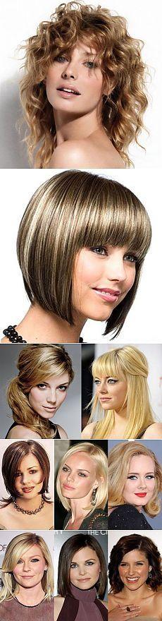 Прически для тонких волос средней длины на каждый день в домашних условиях