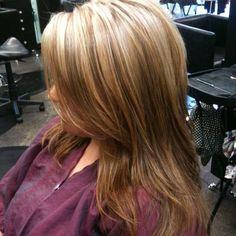Bright blonde bolder look layeredcut   Yelp