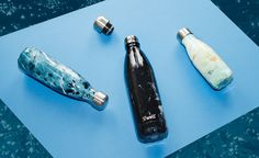 Rooted in delightfully earthy shades and tones is bottle brand S'well's new 'Elements Collection', which comprises three high-gloss bottles – 'Blue Marble', 'Charcoal Granite' and 'Opal Marble'. Staying hydrated on the go has neve...
