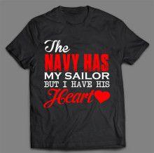 MY SAILOR T-SHIRT