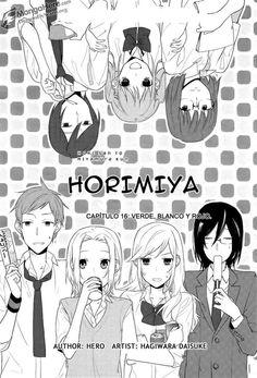 Horimiya 16 página 1 (Cargar imágenes: 10) - Leer Manga en Español gratis en NineManga.com