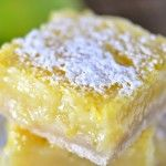 Very Easy Gluten Free Key Lime Bars {Dairy Free} | Taylor, Teen on a Gluten Free Mission | G-Free Foodie #GlutenFree