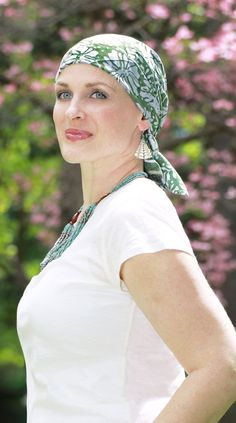 Variety Head Scarves Cool Dancer Night Cap Cotton
