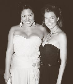 sara ramirez and ellen pompeo