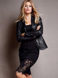 Lace-trim Pencil Skirt #VictoriasSecret http://www.victoriassecret.com/clothing/skirts/lace-trim-pencil-skirt?ProductID=22305=OLS?cm_mmc=pinterest-_-product-_-x-_-x