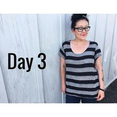 DAY 3 of #memademay: a @grainlinestudio Scout tee sewn in a knit from @michaellevinefabrics. Super comfy and I'm making another one tonight. LIFE TIP: you can't go wrong with a Scout tee.misscrayolacreepymemademay,scouttee,michaellevine,memademay2017,mlevinecreation,grainlinestudio,madebymisscrayolacreepy,mmm17