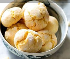 Biscuit Cookies, Cake Cookies, Lemon Biscuits, Lemon Cookies, Brownie Cake, Lemon Recipes, Quick Easy Meals, Macarons, Cookie Recipes