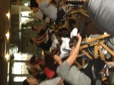 Why Not Girl! Put Your Pedal to the Metal Spin Class / May 5, 2013
