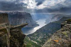 Trolltuga, Norway