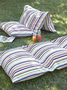 Country Living in June: Outdoor Lounger, A Wedding, and Lifesaver Request   Just Something I Made