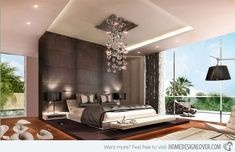 Romantic Master Bedroom Designs | Design Lover 16 Sensual and Romantic Bedroom Designs - Home Design ...