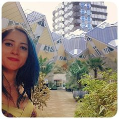 ecemoksuz | via Instagram | Selfie010 | Rotterdam | The Netherlands