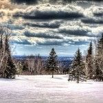 Winter Time in Northern Maine