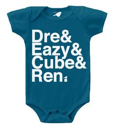 Baby Straight Outta Portland Onesie By Hatch For by HatchForKids