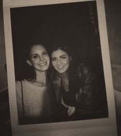 Lana Del Rey and Marina and The Diamonds