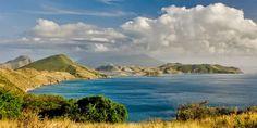 Beautiful St. Kitts & Nevis