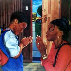 Let Us Teach Our Boys to Pray.  They need to know where there help comes from when they need it! Yes Lord! - bahamapeachie