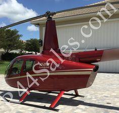 2014 Robinson R66 w/AC for sale in (KSGJ) St. Augustine, FL USA => www.AirplaneMart.com/aircraft-for-sale/Helicopter/2014-Robinson-R66-w-AC/14799/
