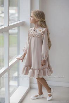 Р Little Girl Dresses dresses Handmade Parisian Set women Dresses Kids Girl, Girl Outfits, Flower Girl Dresses, Girls Dresses Sewing, Dress Girl, Baby Dress Design, Ladies Dress Design, Little Girl Fashion, Fashion Kids