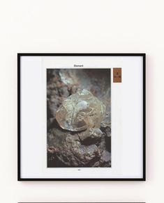 Vintage raw diamond mineral poster from Vintage geology Gift Guide For Men, Rock Decor, Mineralogy, This Is A Book, Raw Diamond, Book Pages, Scientists, Vintage Prints, Geology