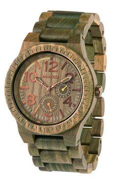 Drewniany zegarek - nowa moda. http://manmax.pl/drewniany-zegarek-nowa-moda/