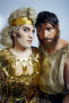 Sadie's Obsessions/ Daily Dose-- Future Man and Sunflash Mighty Mighty, The Mighty Boosh, Noel Fielding's Luxury Comedy, Julian Barratt, It Crowd, Russell Brand, Fantasy Male, Together Forever, Attractive People