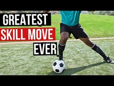 In this video, I am giving you the ONE soccer skill every player has to master! This is one of the most effective skill moves in soccer and you are missing o. Soccer Dribbling Drills, Soccer Drills For Kids, Football Drills, Soccer Practice, Soccer Skills, Soccer Academy, Soccer Workouts, How To Teach Kids, Abs Workout Routines
