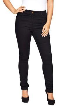 Cool So Fabulous Jeans Supersoft      Sort fra Halens So Fabulous Underdele til Dame i behageligt materiale