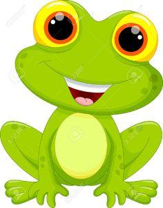 cute frog cartoon frog clipart pinterest frogs cartoon and rock rh pinterest com Cute Frog Clip Art Cartoon Frog Clip Art