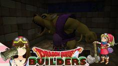 Dragon Quest Builders - Tearwolf, leader of the beware wolf dojo Ep34