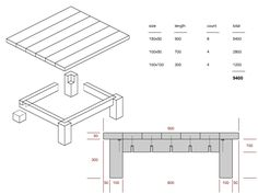 Wooden Coffee Table Design Plans DIY blueprints Coffee table design plans Square Plank Coffee Table Plans Rogue Engineer This Do it yourself projects category features a collection Wooden Coffee Table Designs, Solid Wood Coffee Table, Small Coffee Table, Rustic Coffee Tables, Blueprint Coffee, Woodworking Square, Woodworking Plans, Types Of Coffee Tables, Coffee Table Plans