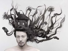 My hair just does this naturally in the mornings. 野田凪 (Nagi Noda)