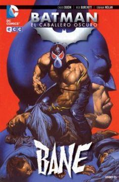 Planetacomic: Cómics - Batman: El Caballero Oscuro - Bane