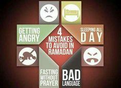 Please do this on ramadan!!