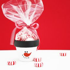 A perfect and 'sweet' gift for teachers, neighbors, co-workers and/or to use as a holiday favor.