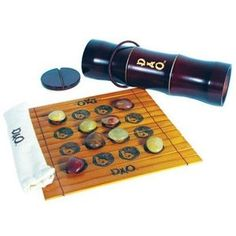 Dao Deluxe Strategy Game for the kids.