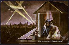 Les cartes postales vintage de la Première Guerre mondiale | Ufunk.net