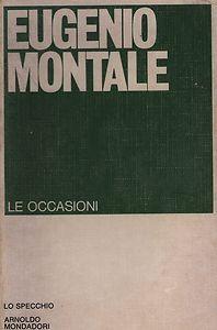Eugenio Montale, Bibe al ponte dell'Asse