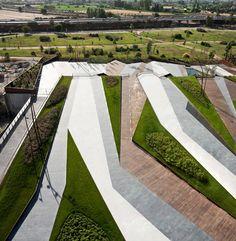Forum of Granada by Federico Wulff Barreiro & Francisco del Corral
