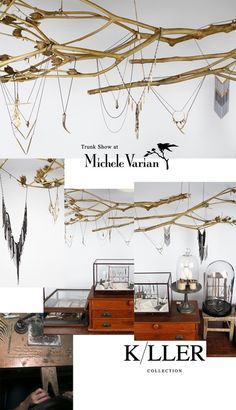 K/LLER jewelry at Michele Varian www.michelevarian.com