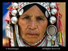 AKHA by BoazImages, via Flickr, Thailand