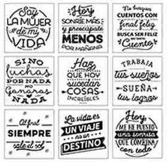 Frascos De Vidrio Con Frases. Pack X 4. Mensajes De Energía - $ 140,00 Laundry Labels, Scripture Doodle, Doodle Lettering, Diy Gift Box, Frame Template, Invitation, Journal Cards, Word Art, Planner Stickers