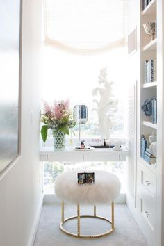 Nooks and Niches: Here's How to Optimize Those Quirky Spaces >> http://www.hgtv.com/design-blog/design/nooks-niches-heres-how-to-optimize-those-quirky-spaces?soc=pinterest
