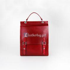 Leather Messenger Bag Women Over Shoulder Bags