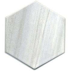 Style Selections Chique Gris x Porcelain Marble Floor Tile (Common: x Actual: x at Lowe's. For an upscale look that compliments any decor scheme, choose this Gris porcelain floor tile from the Chique collection. Hexagon tiles are a trending Hexagon Tiles, Hex Tile, Tiles Online, Marble Floor, Shower Floor, Shower Pan, Color Tile, Bathroom Flooring, Tile Flooring