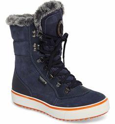 Main Image - Santana Canada Mixx Faux Fur Waterproof Boot (Women)