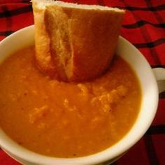 Best Butternut Squash Soup Ever Allrecipes.com