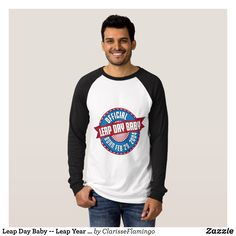 Leap Day Baby -- Leap Year Birthday 2004 T-Shirt - Heavyweight Pre-Shrunk Shirts By Talented Fashion & Graphic Designers - #sweatshirts #shirts #mensfashion #apparel #shopping #bargain #sale #outfit #stylish #cool #graphicdesign #trendy #fashion #design #fashiondesign #designer #fashiondesigner #style